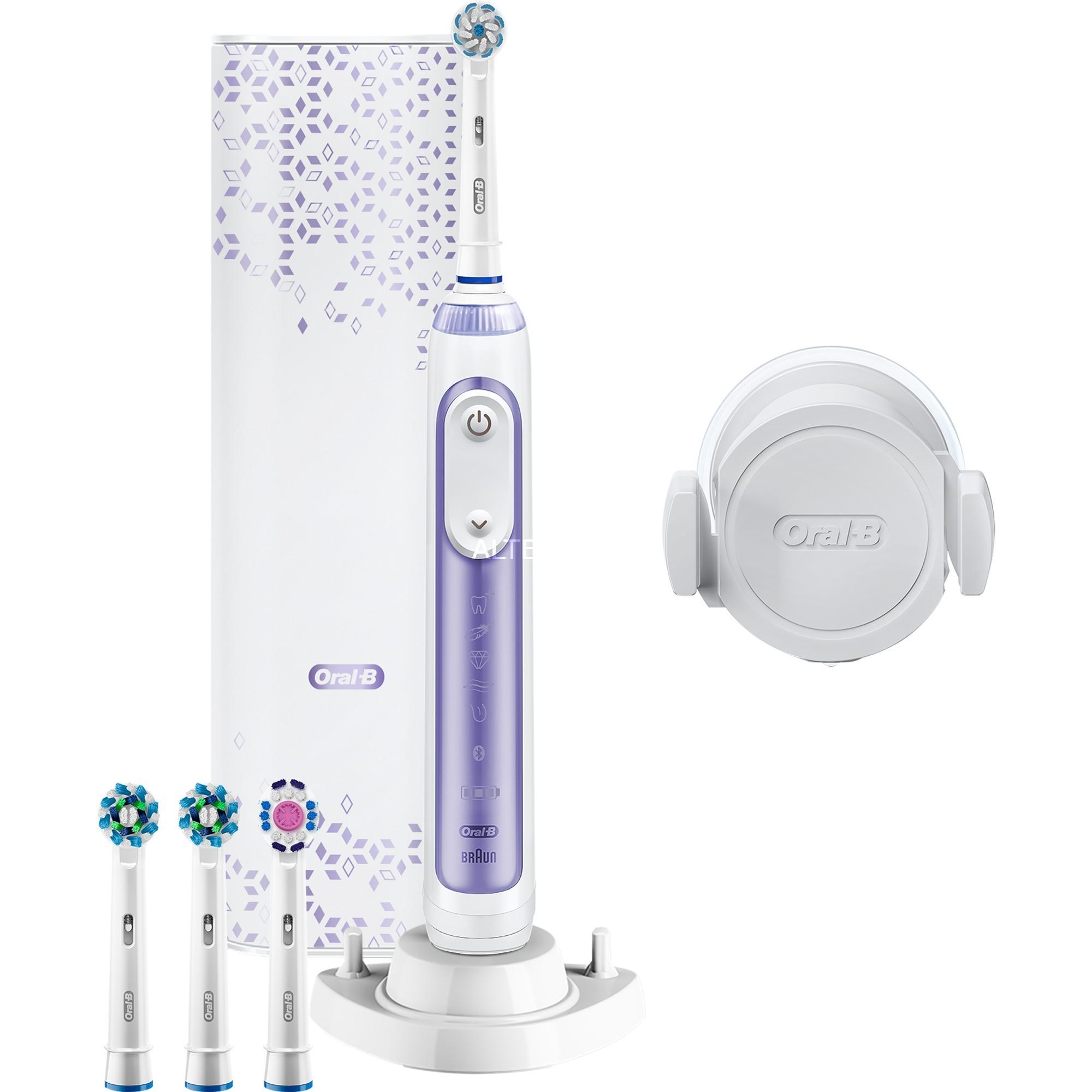Genius 10100S Orchid Purple Adulto Púrpura, Cepillo de dientes eléctrico