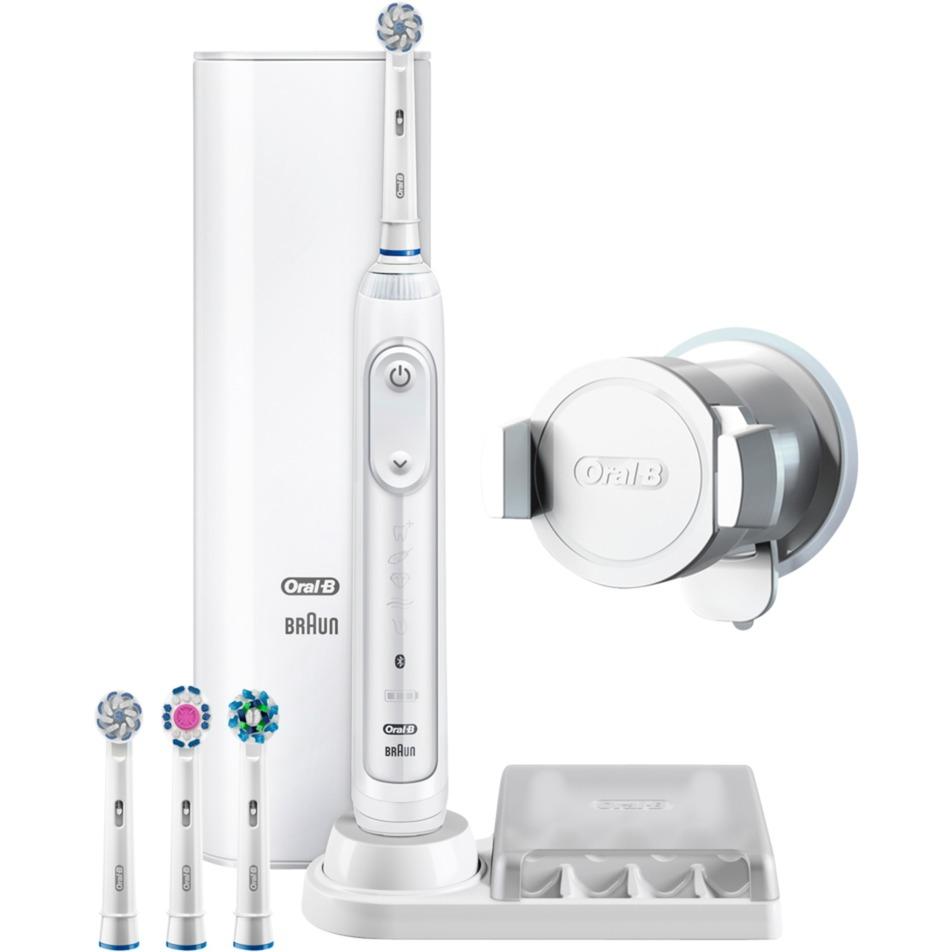Genius 9100S Sensi Ultrathin Adulto Blanco, Cepillo de dientes eléctrico