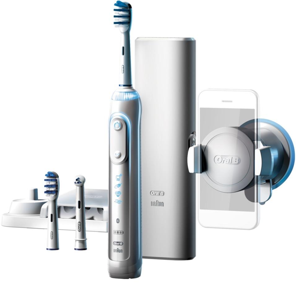 Oral-B Genius 8000 TriZone, Cepillo de dientes eléctrico