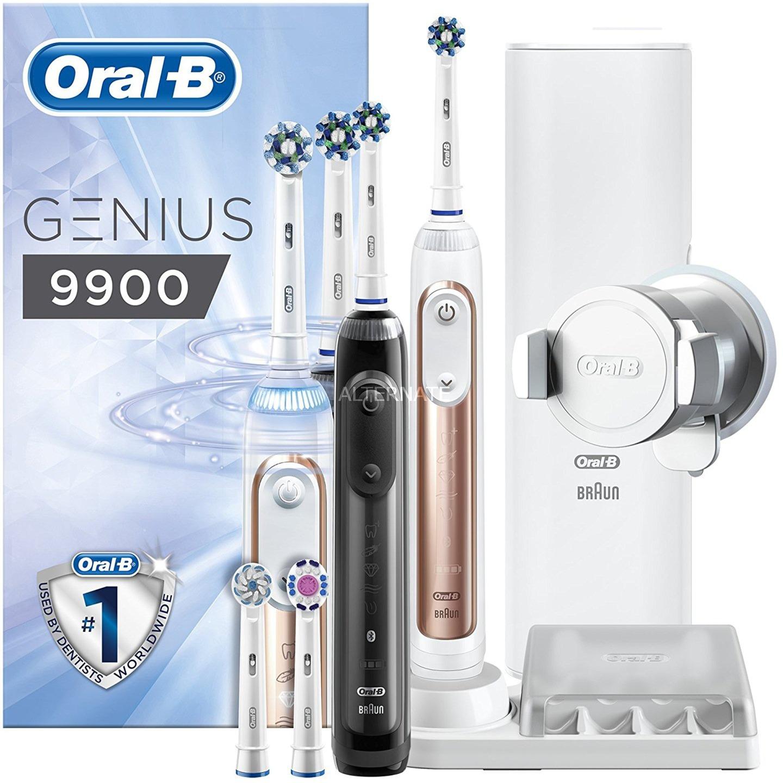 Oral-B Genius 9900, Cepillo de dientes eléctrico