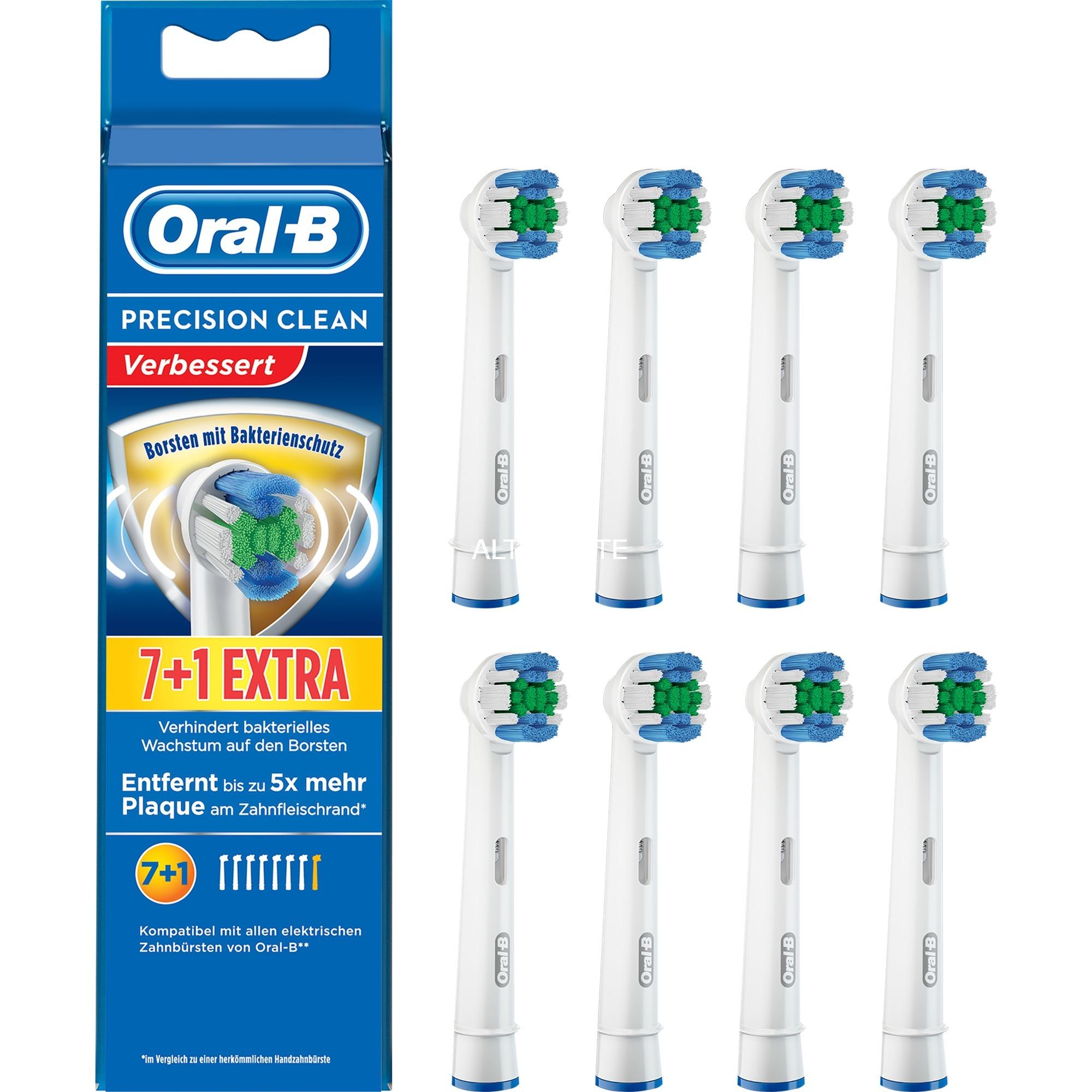 Oral-B Precision Clean, Cabezal de cepillo