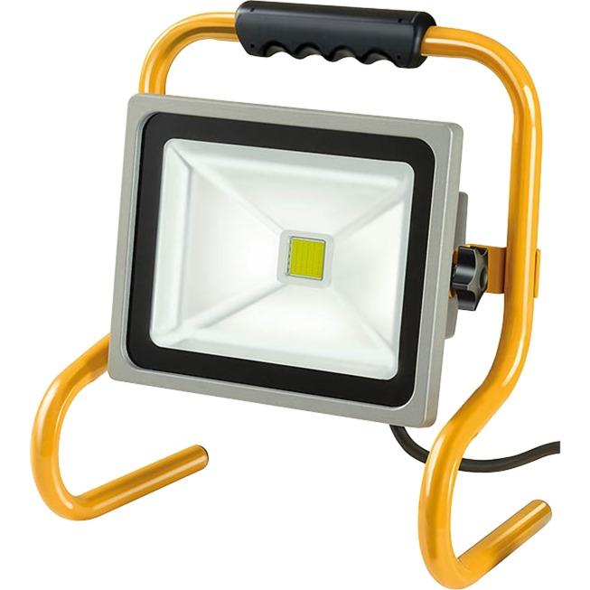 1171250325 30W LED A+ Negro, Gris, Amarillo Proyector, Foco de obra