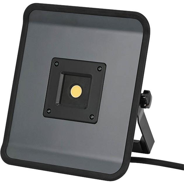 1171330312 luz de trabajo LED 30 W Negro, Gris, Lámpara