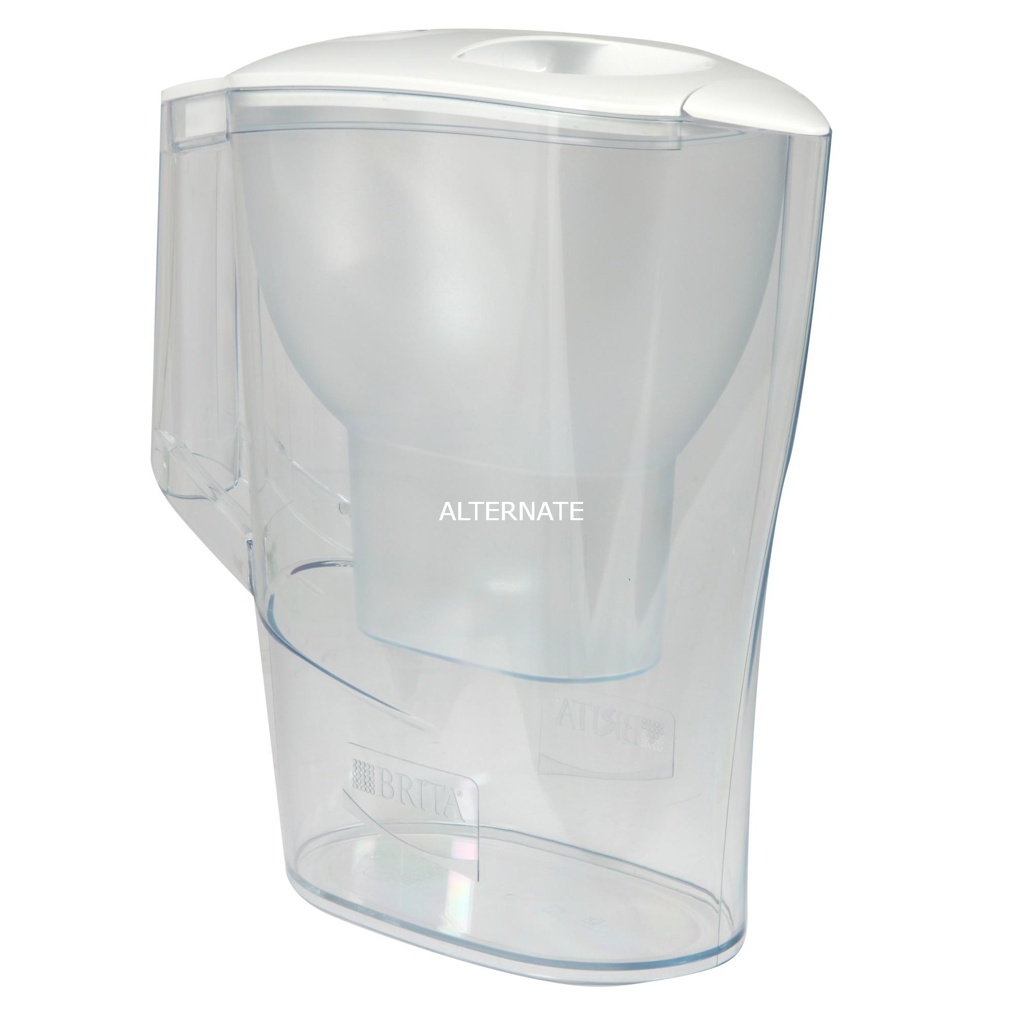 Aluna Cool Maxtra+ wh Filtro de agua para jarra Transparente, Blanco 2,4 L