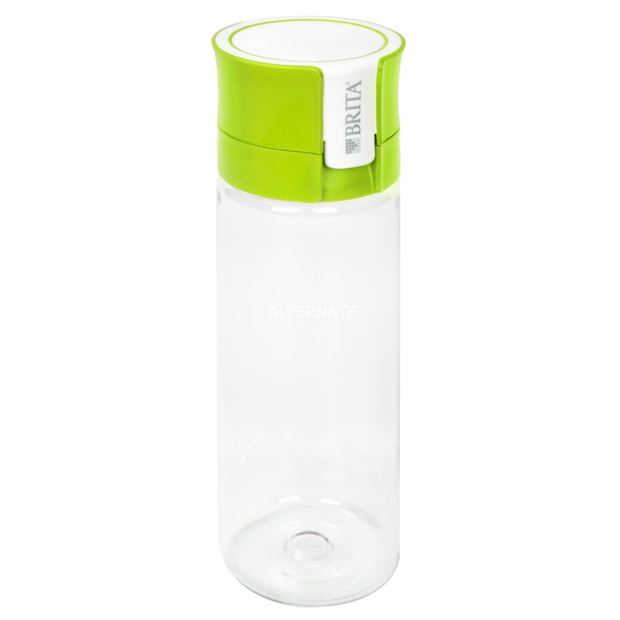 Fill&Go Bottle Filtr Lime Botella con filtro de agua Cal, Transparente