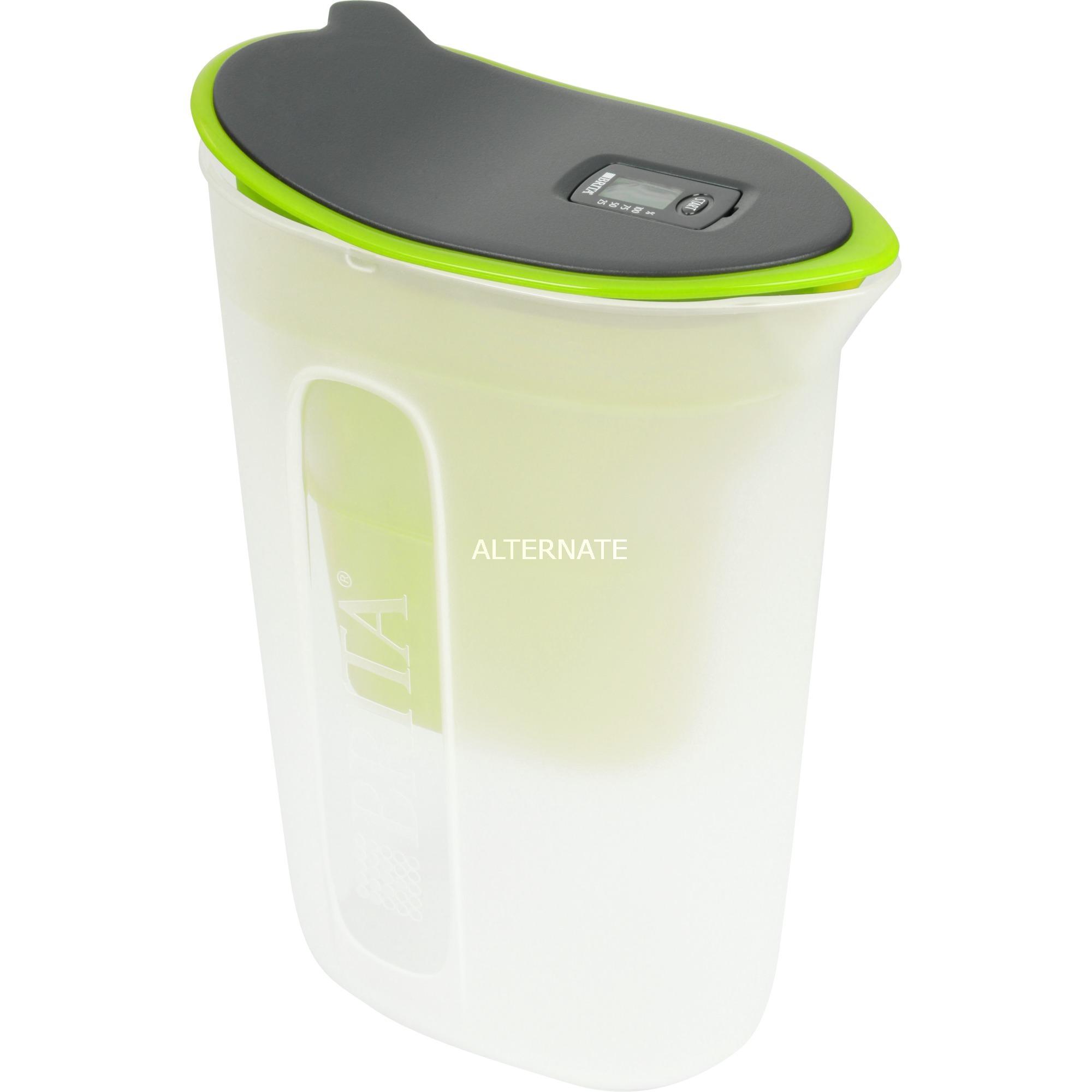 Fun Filtro de agua para jarra Negro, Cal, Transparente 0,5 L
