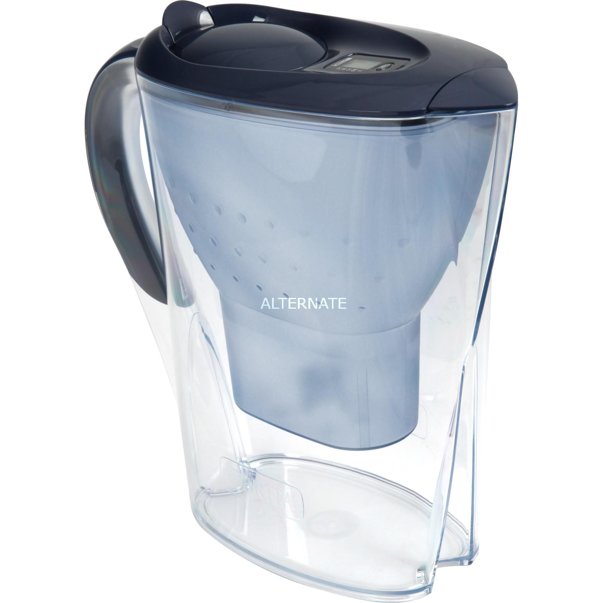 Marella Filtro de agua para jarra Azul, Transparente 2,4 L