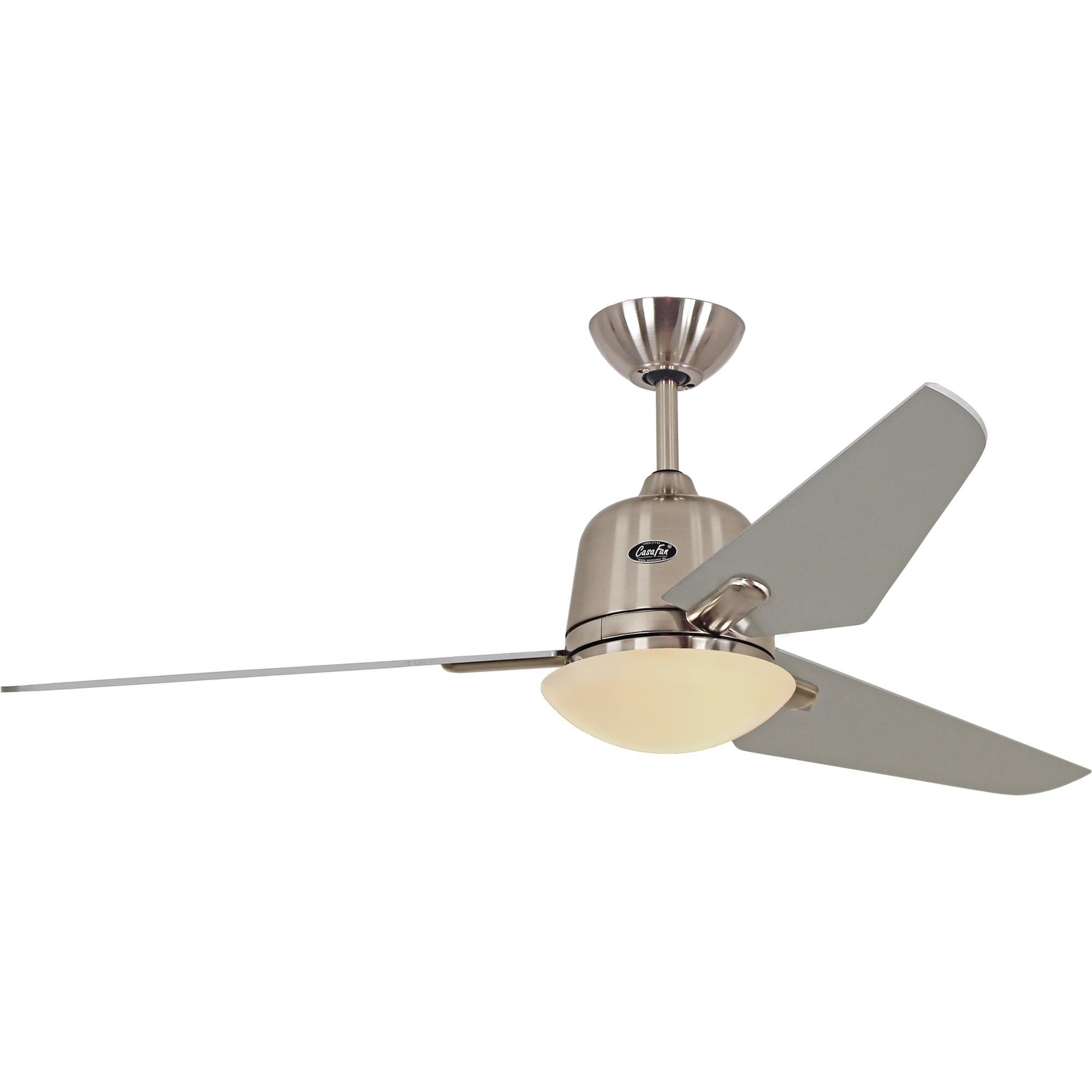 ECO AVIATOS 132 BN-SL Ventilador con aspas para el hogar Cromo