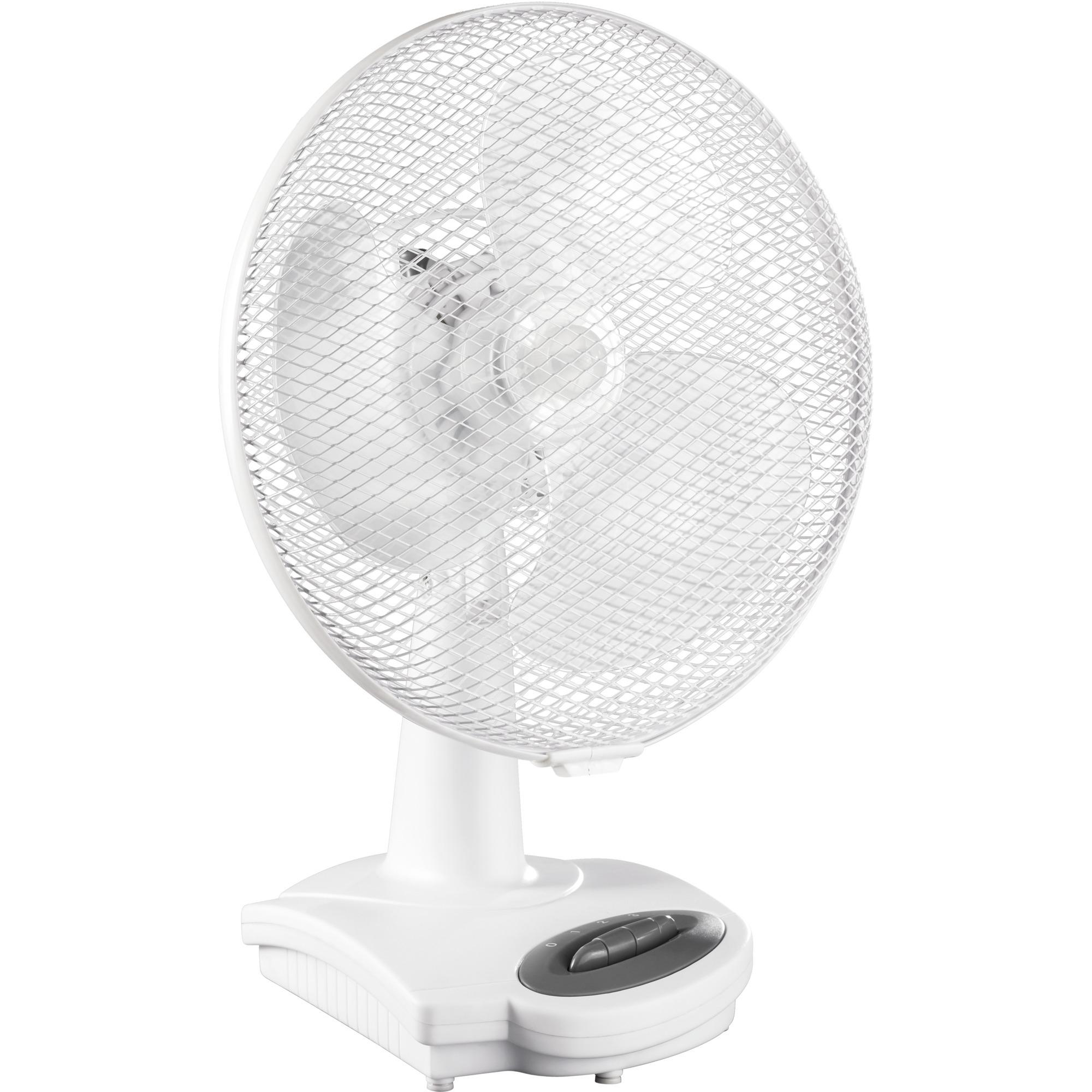 TV 36-II WE Ventilador con aspas para el hogar Blanco