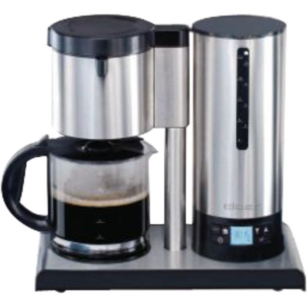 5609 cafetera eléctrica Independiente Cafetera de filtro Acero inoxidable 12 tazas Totalmente automática