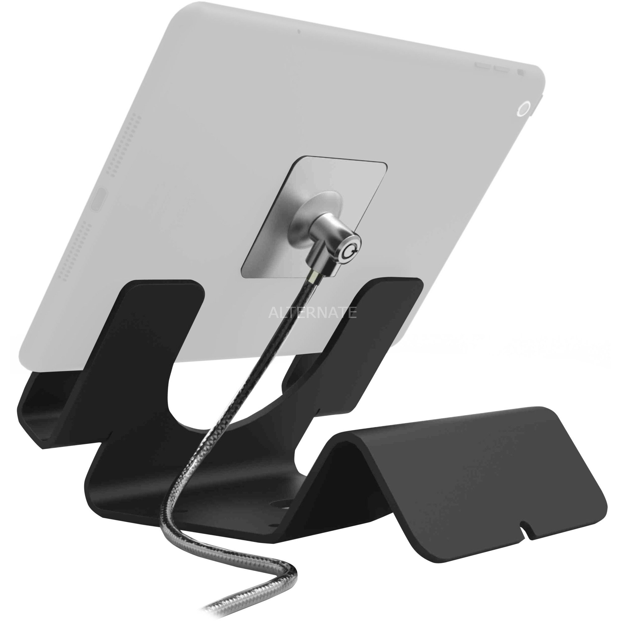 Universal Tablet Security Holder Tablet/UMPC Negro, Seguridad