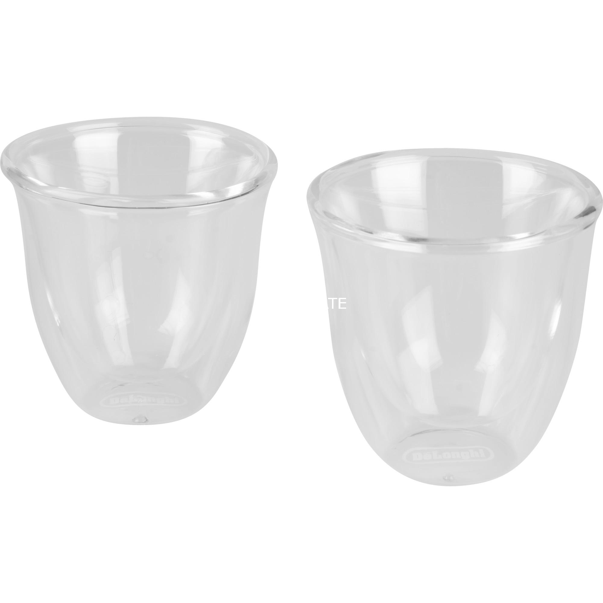 5513214591 vaso de café Transparente 2 pieza(s), Recipiente