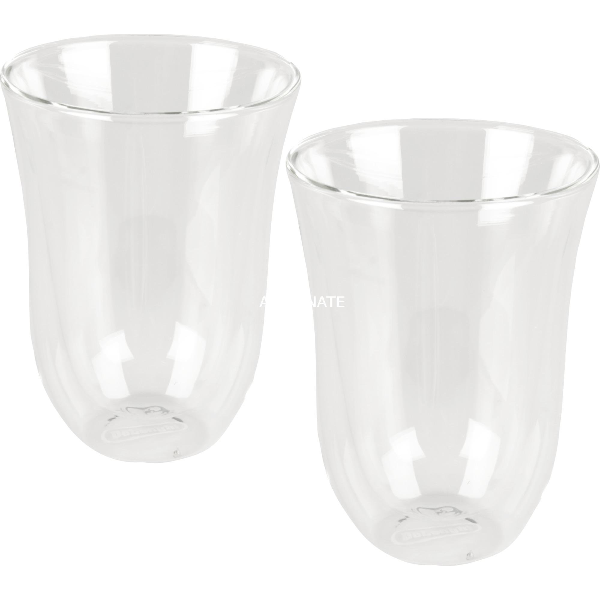 5513214611 vaso de café Transparente 2 pieza(s) 220 ml, Vidrio