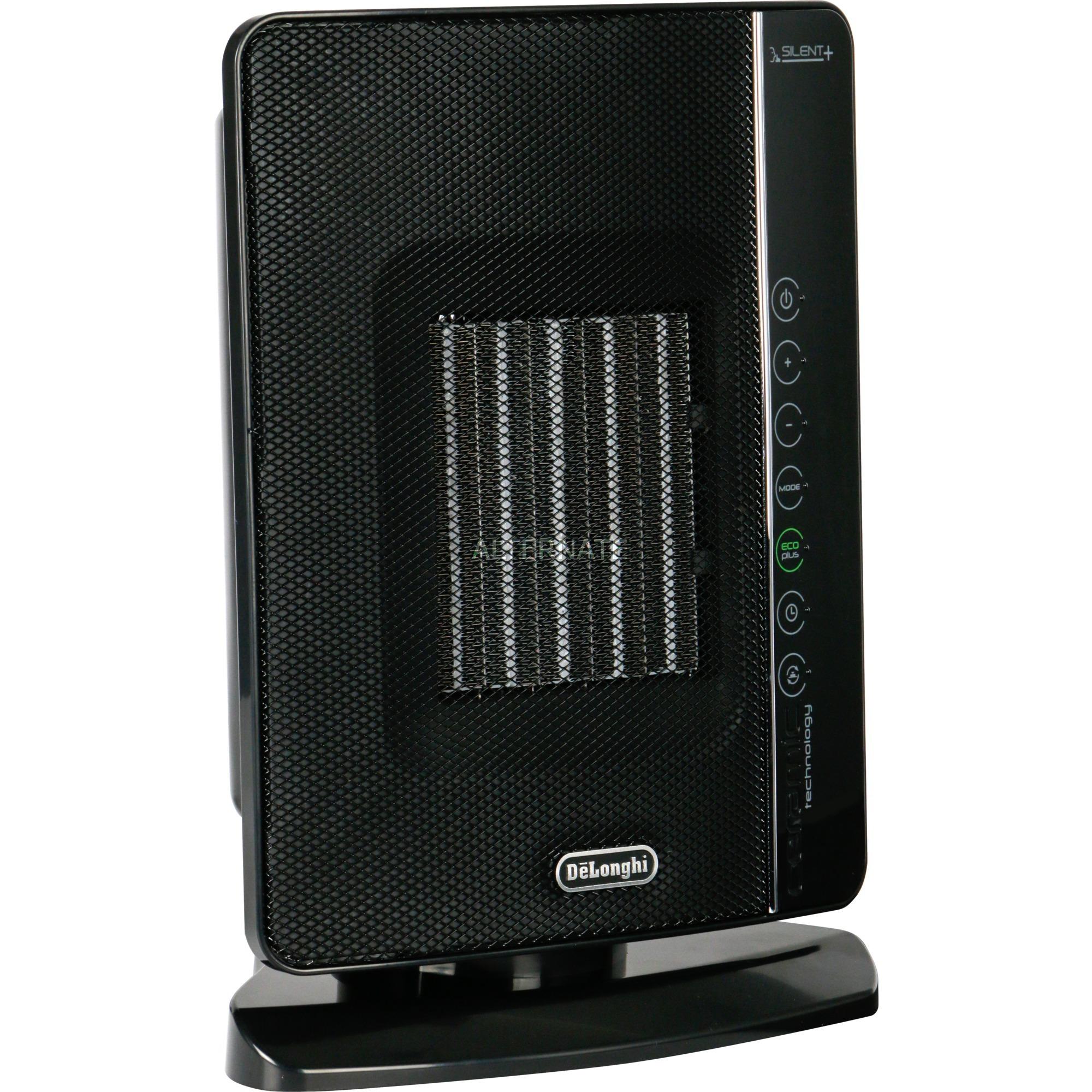 DCH7993ER.BC Interior Negro 2400W Calentador eléctrico de ventilador, Termoventiladores