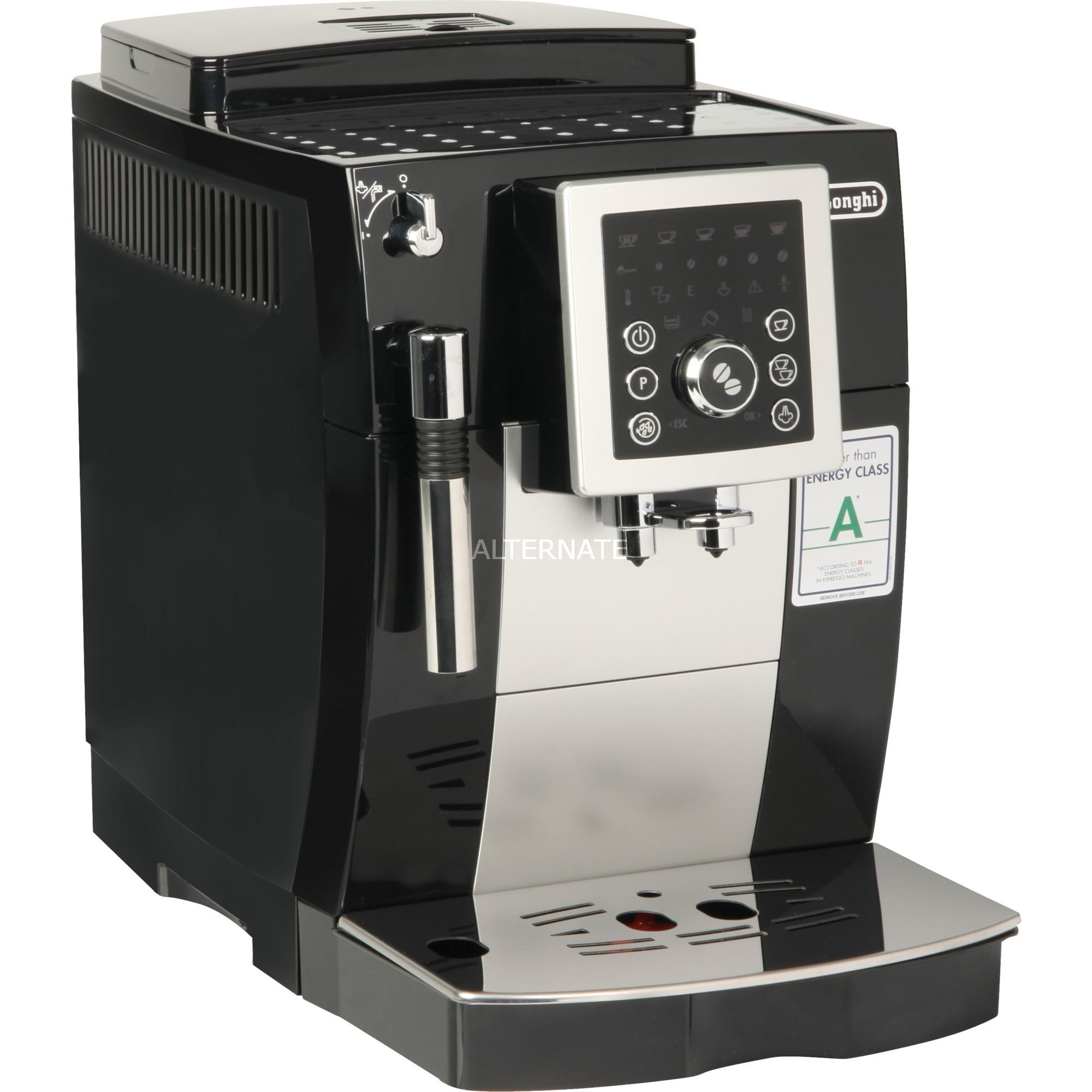 ECAM 23.210.B Independiente Totalmente automática Máquina espresso 1.8L 14tazas Negro cafetera eléctrica, Superautomática