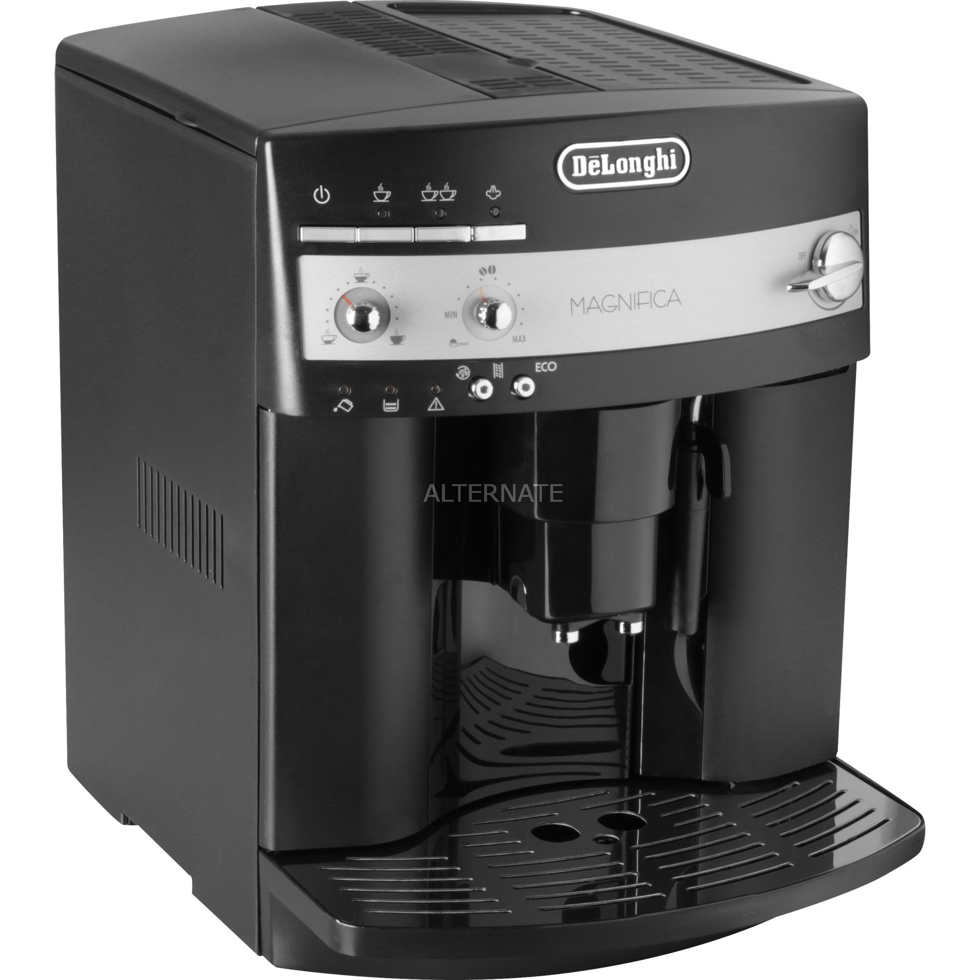 ESAM 3000.B Independiente Máquina espresso Negro 1,8 L Totalmente automática, Superautomática