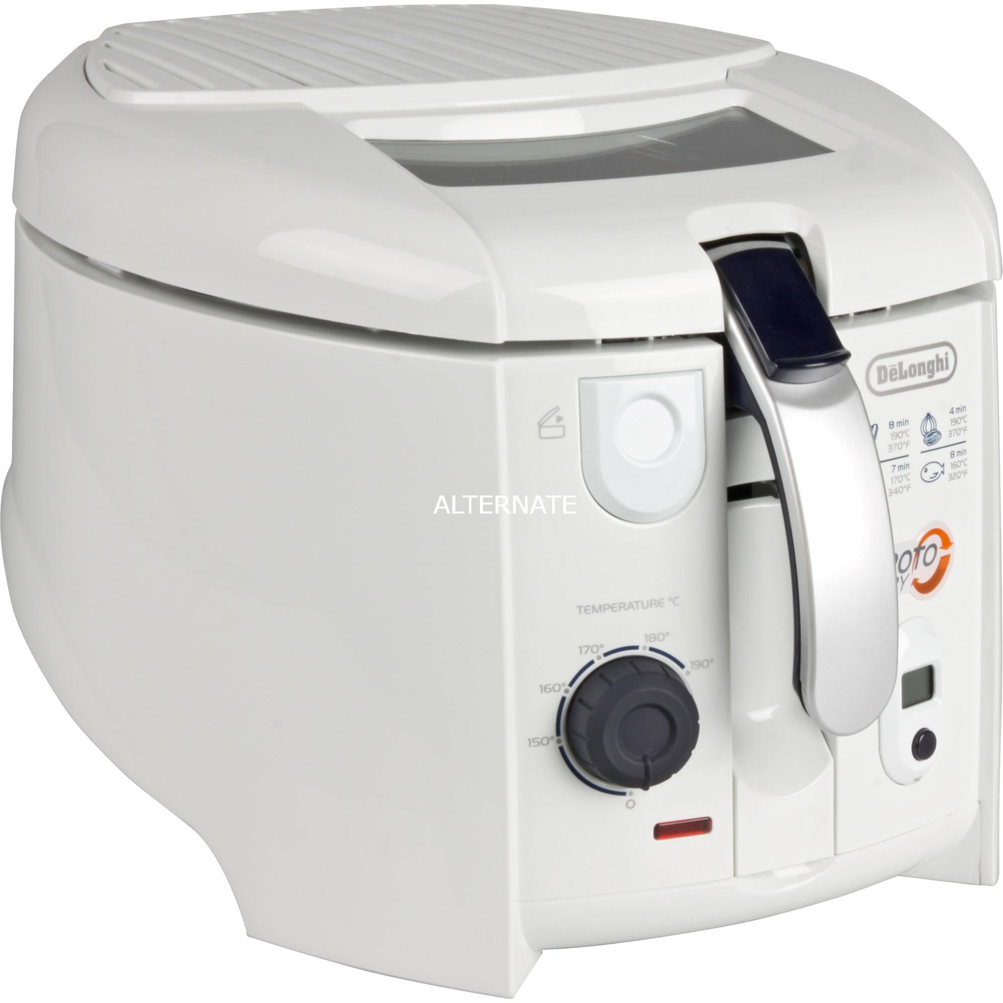 F 28533 Solo 1800W Color blanco freidora