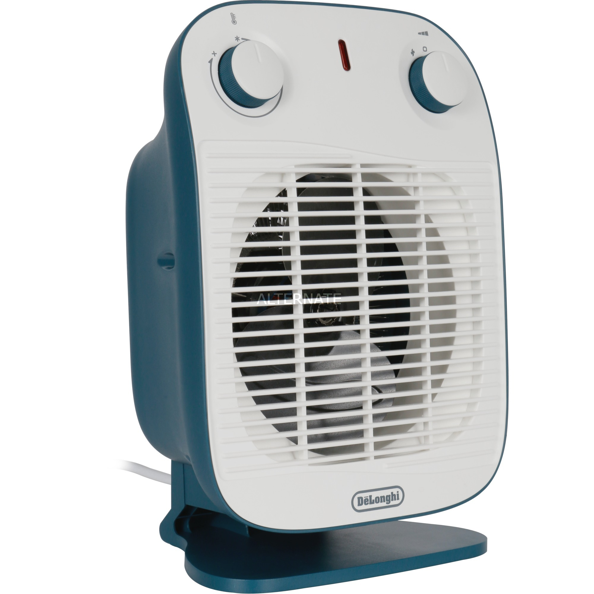 HFS50B20.AV Interior Azul 2000W Calentador eléctrico de ventilador, Termoventiladores