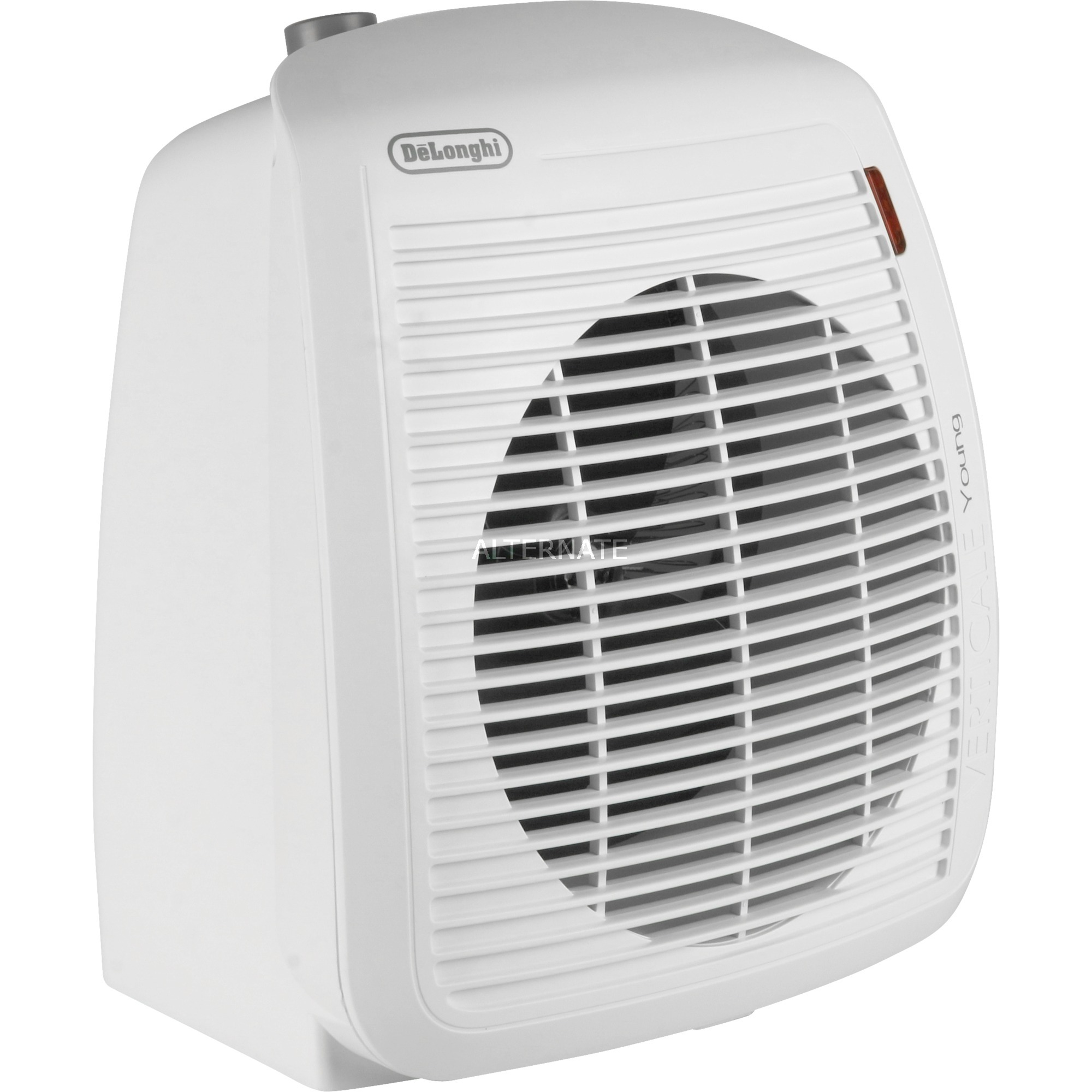 HVY1020.W Interior Blanco 2000W Calentador eléctrico de ventilador calefactor eléctrico, Termoventiladores