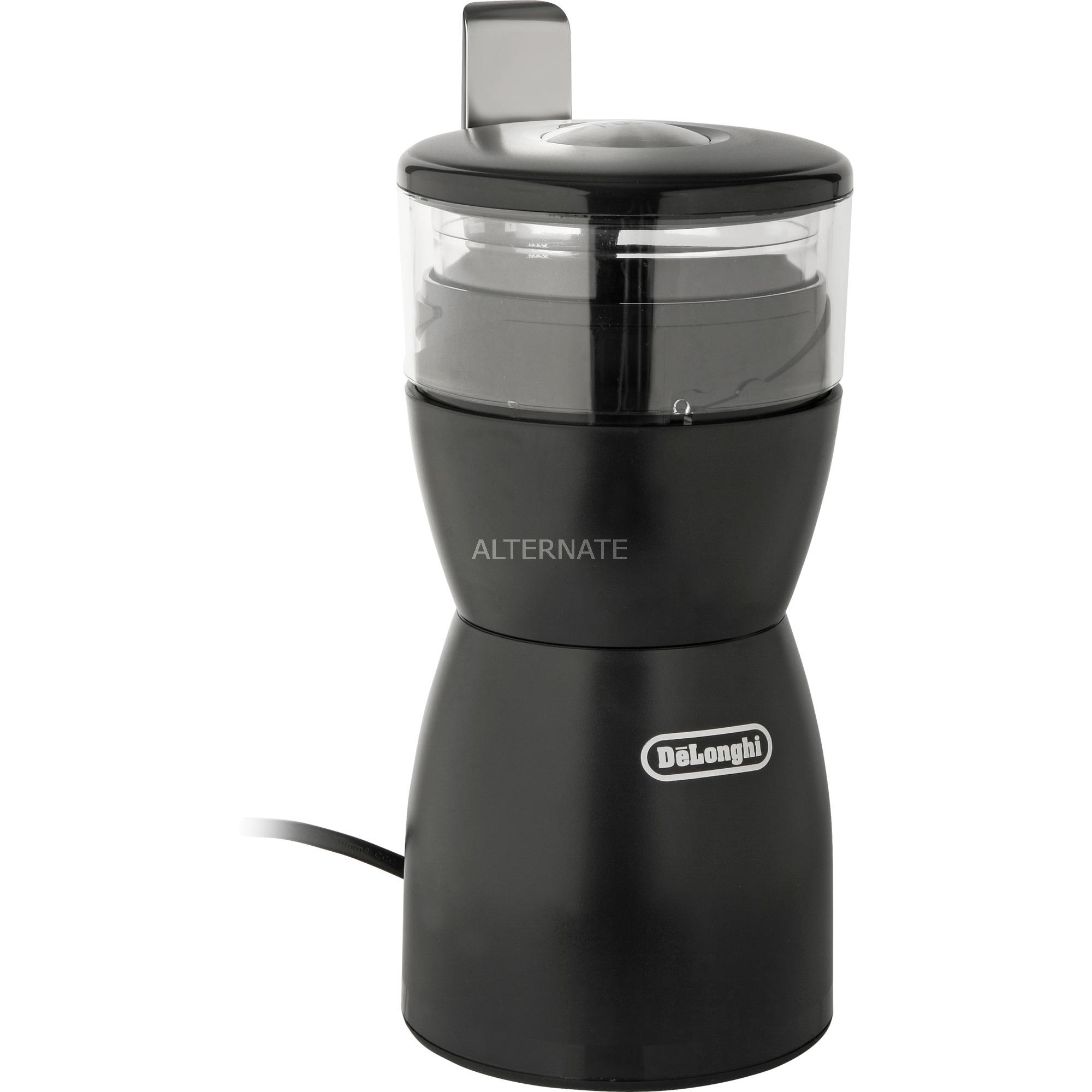 KG40 Negro 170 W, Molinillo de café