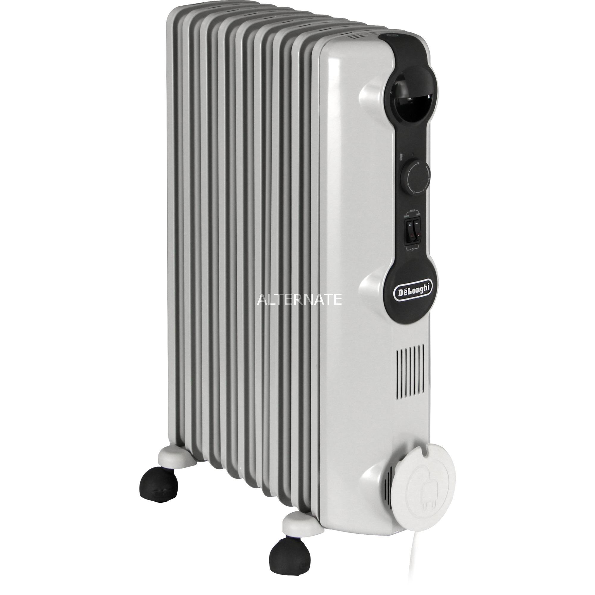 TRRS 0920 calefactor eléctrico Radiador Interior Blanco 2000 W