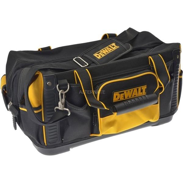 1-79-209 Funda de protección Negro, Amarillo caja para equipo, Bolsa