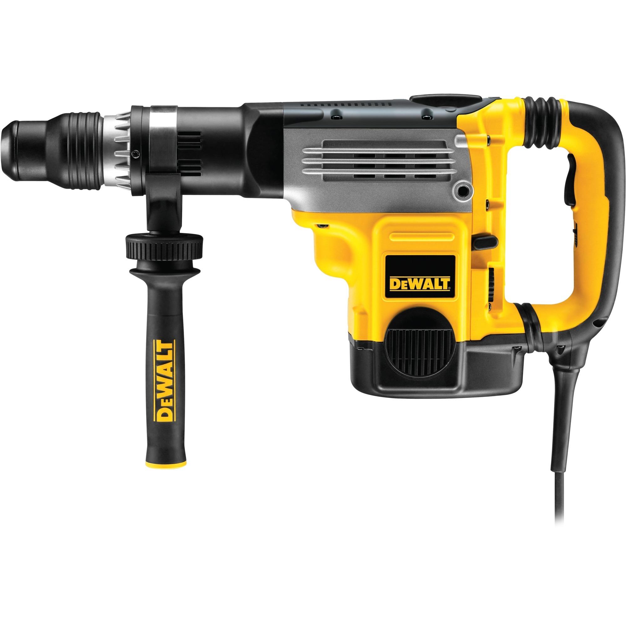 D25763K 1500W SDS Max rotary hammers, Martillo perforador