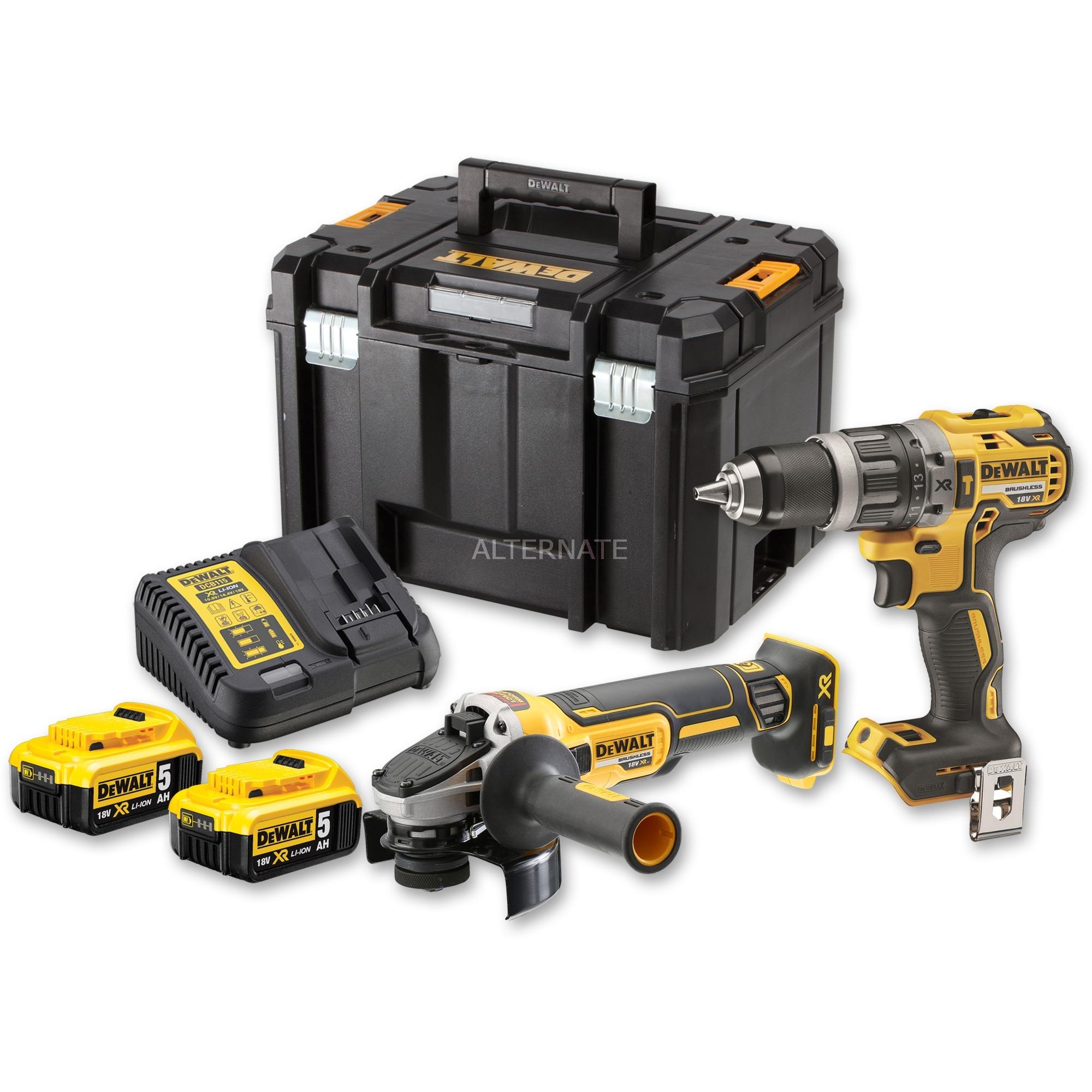 DCK2080P2T-QW, Kit de herramientas