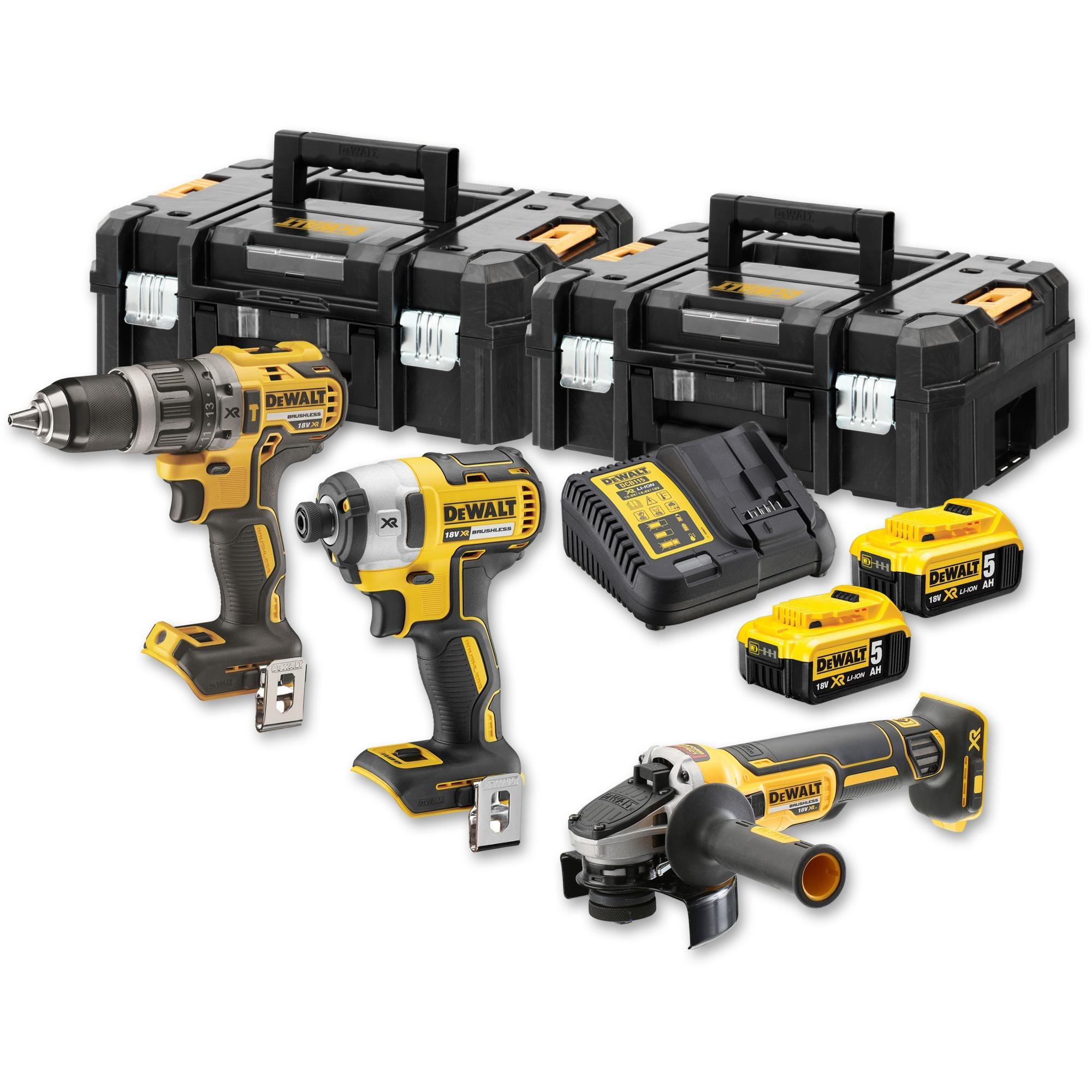 DCK384P2T-QW, Kit de herramientas