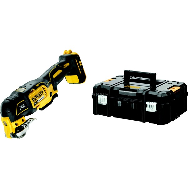 DCS355NT multiherramienta eléctrica 20000 RPM Negro, Amarillo, Herramienta multifunción