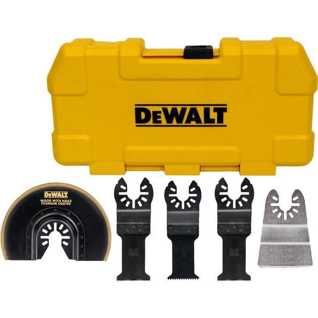 DT20715 accesorios para herramientas multifunción, Juego de hojas de sierra