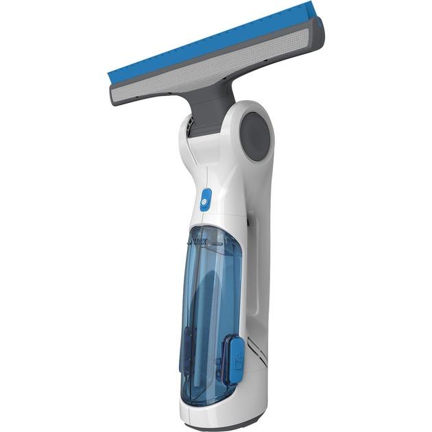 DD400 0.125L Azul, Color blanco limpiador eléctrico ventana, Aspiradora de ventanas