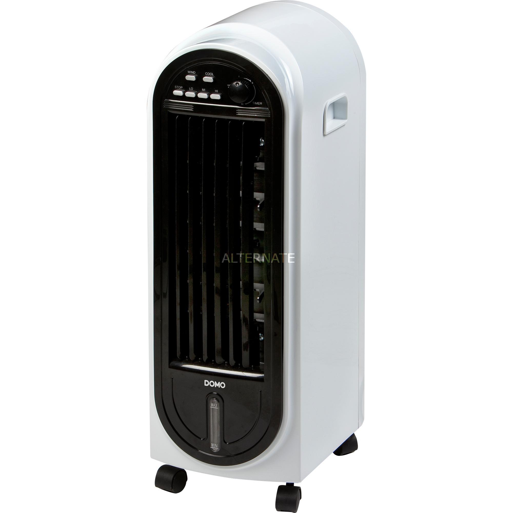 DO151A 4L 70W Negro, Color blanco aire acondicionado portátil, Refrigerador de aire