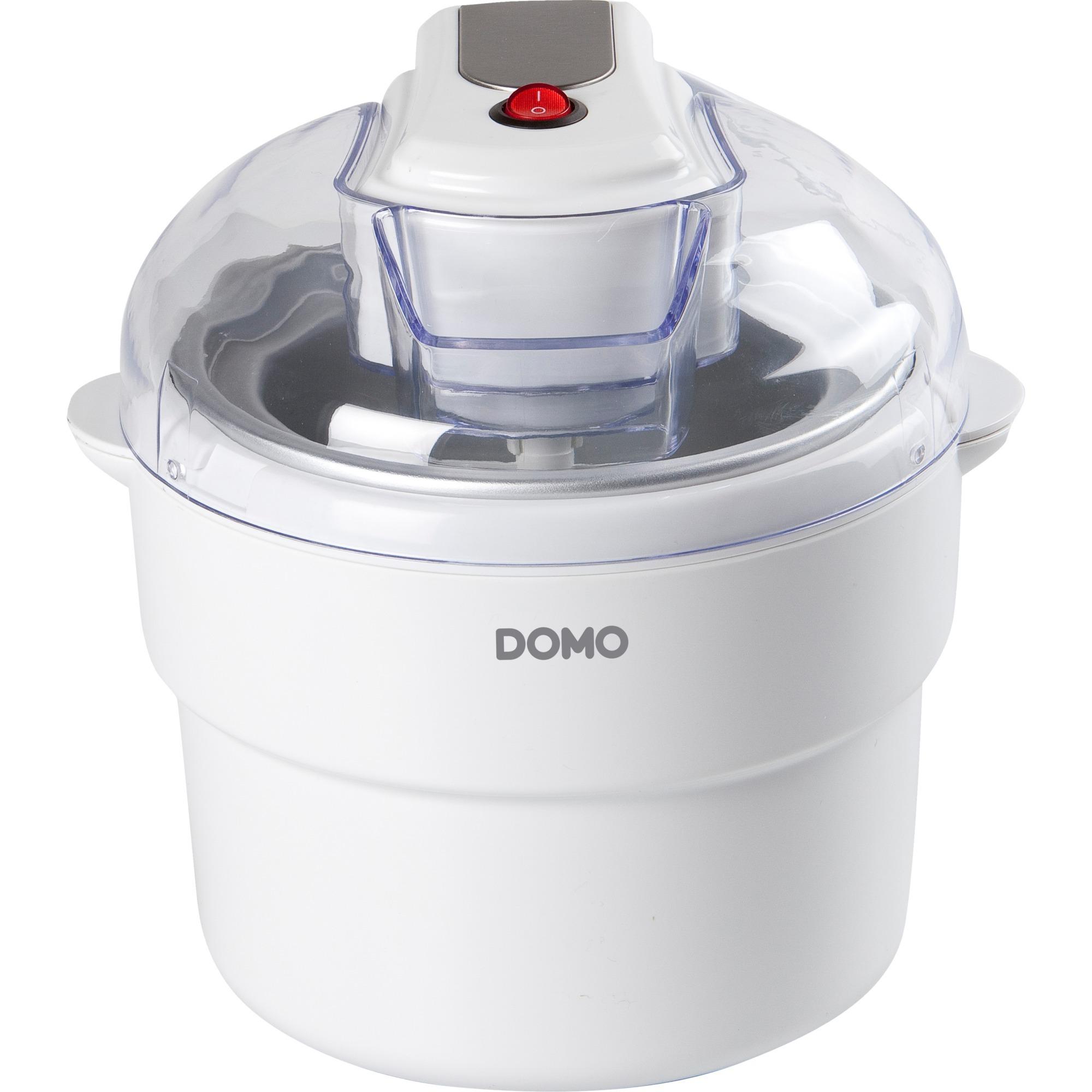 DO2309I 1L Blanco máquina para helados, Heladera