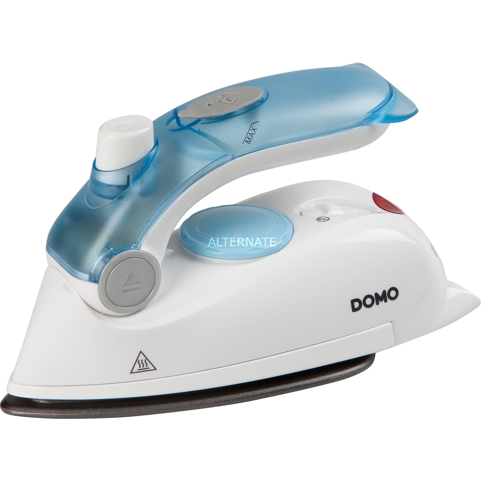 DO7036S Plancha vapor-seco 1000W Azul, Color blanco plancha, Plancha a vapor