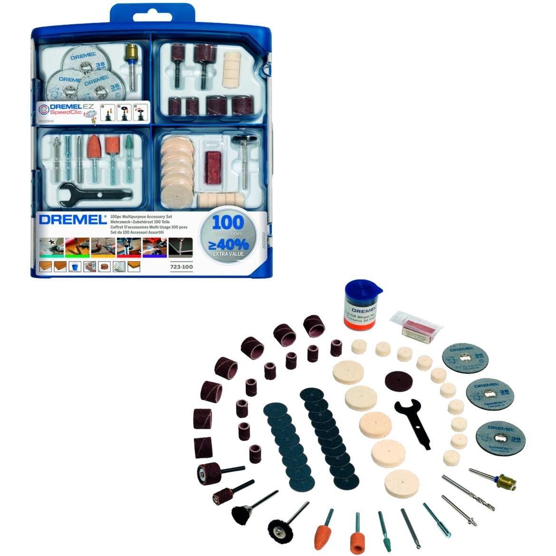 723 Universal Juego de accesorios, Kit de herramientas