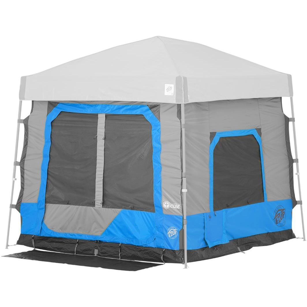 Camping Cube 5.4 Angled, Splash, Tienda de campaña
