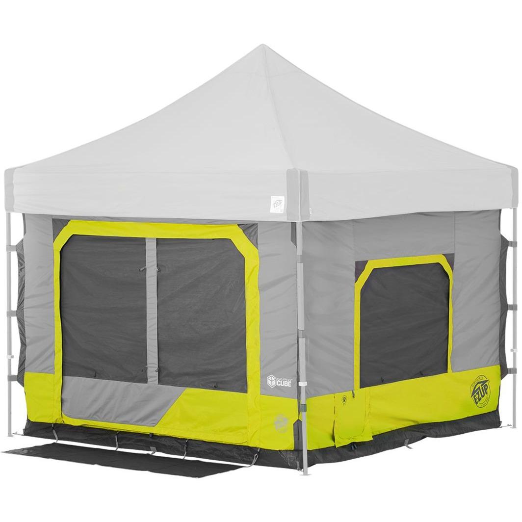 Camping Cube 6.4 Straight, Limeade, Tienda de campaña