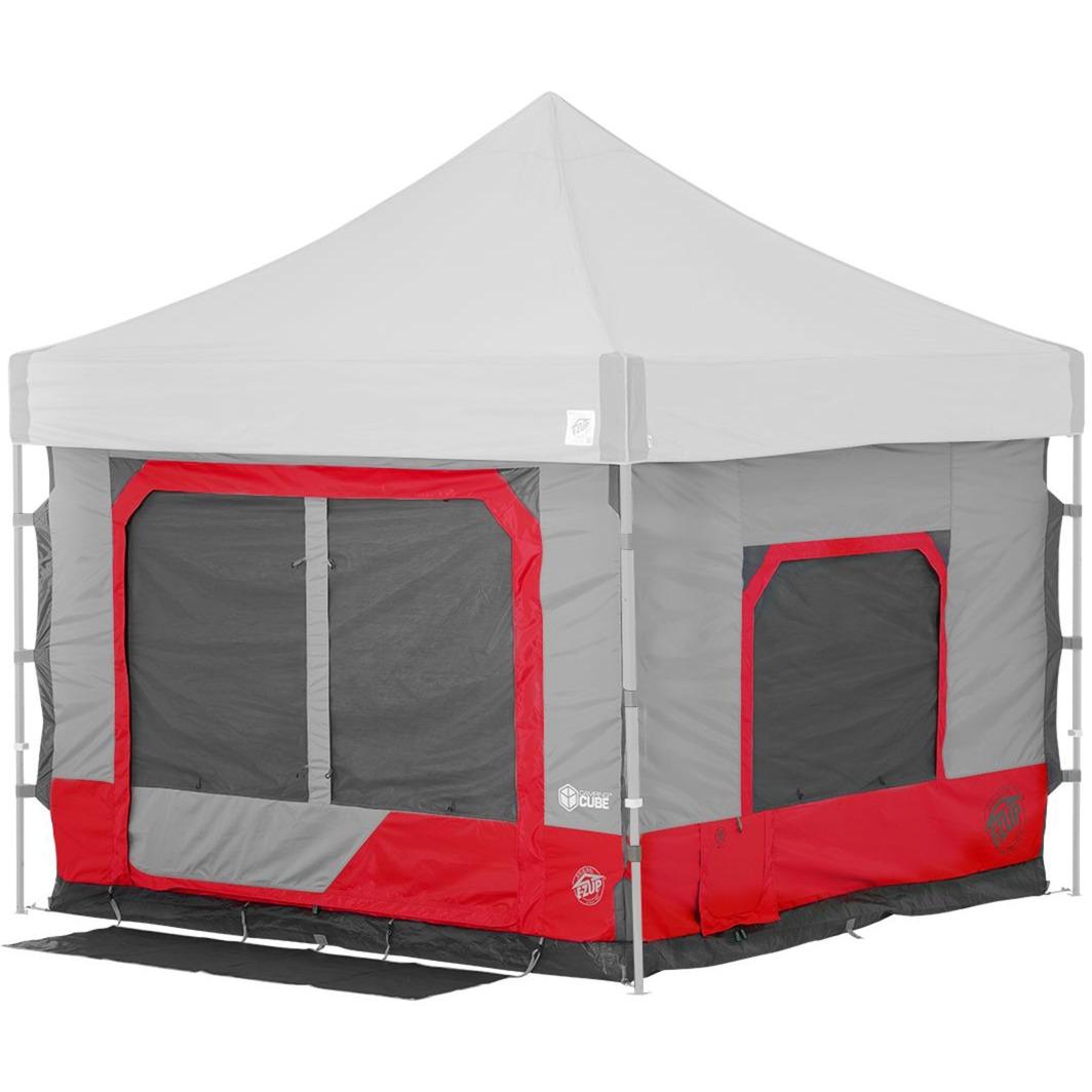 Camping Cube 6.4 Straight, Punch, Tienda de campaña