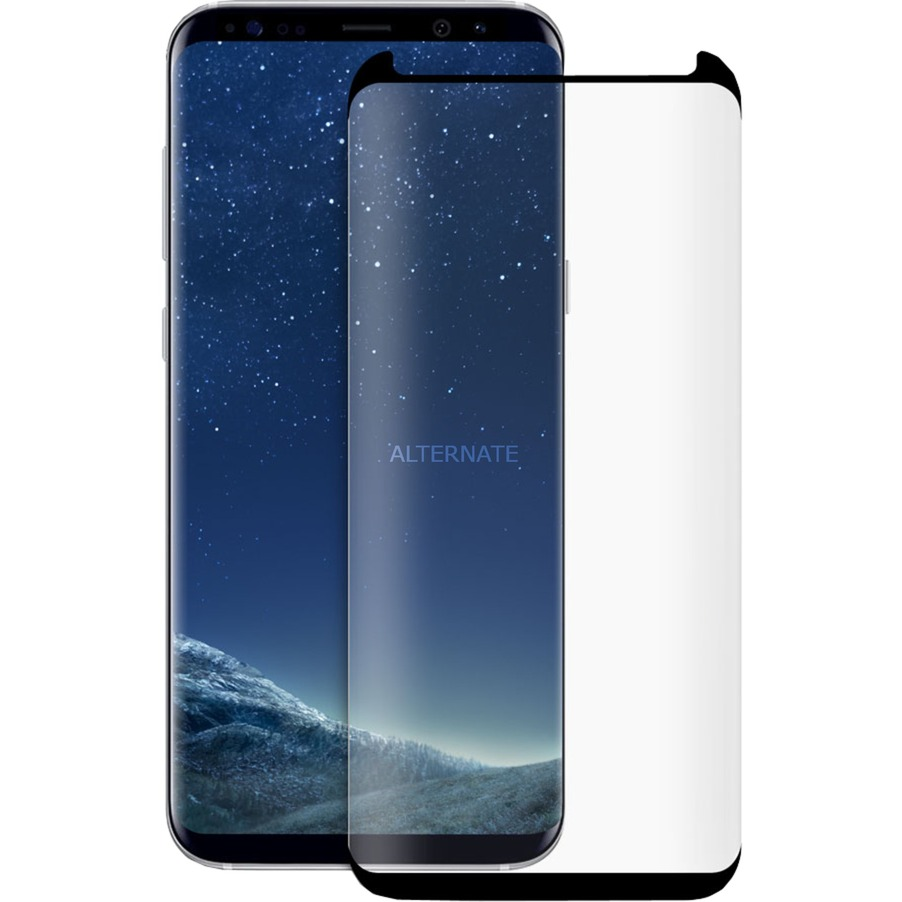 3D GLASS Protector de pantalla Teléfono móvil/smartphone Samsung 1 pieza(s), Película protectora