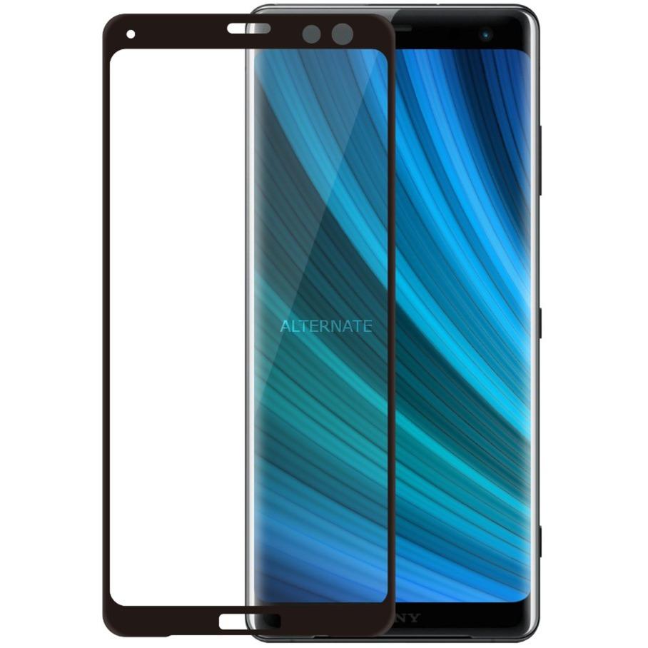 3D GLASS Protector de pantalla Teléfono móvil/smartphone Sony 1 pieza(s), Película protectora