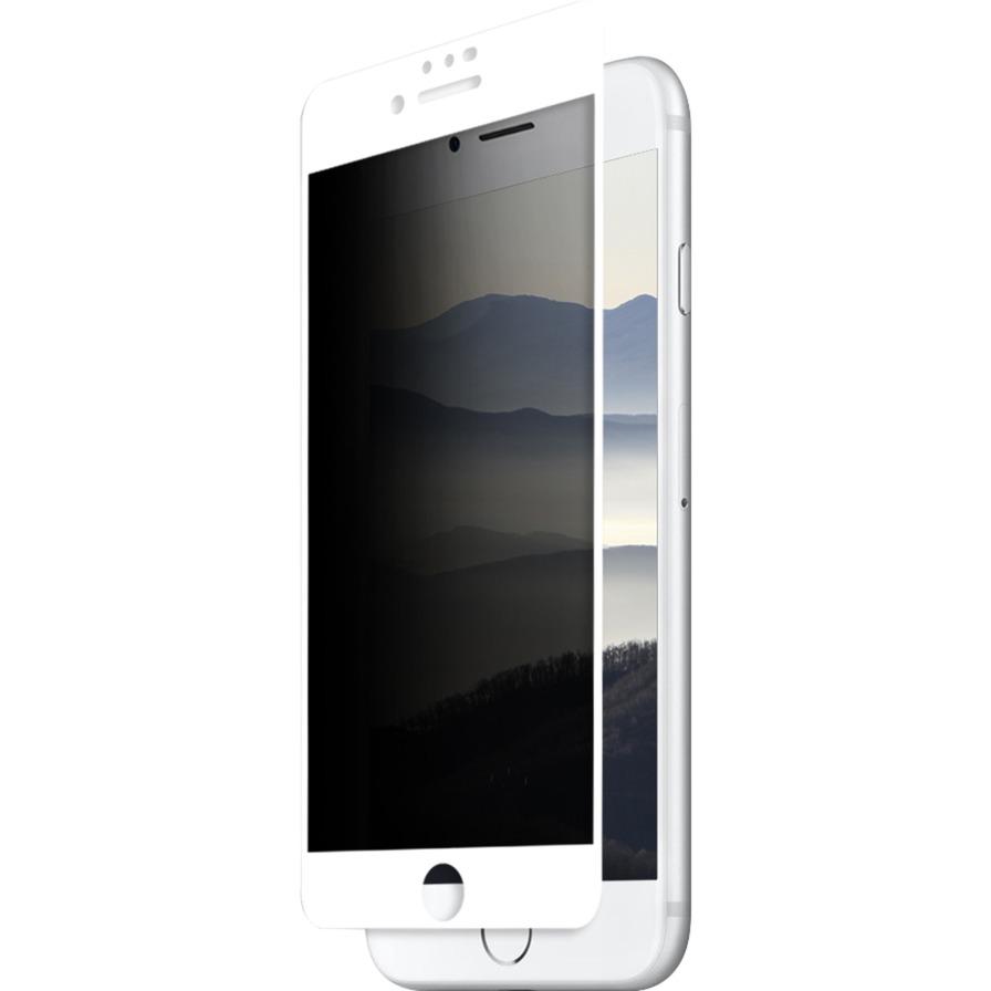 3D Privacy GLASS iPhone 8/7/6s/6 Protector de pantalla 1pieza(s), Película protectora