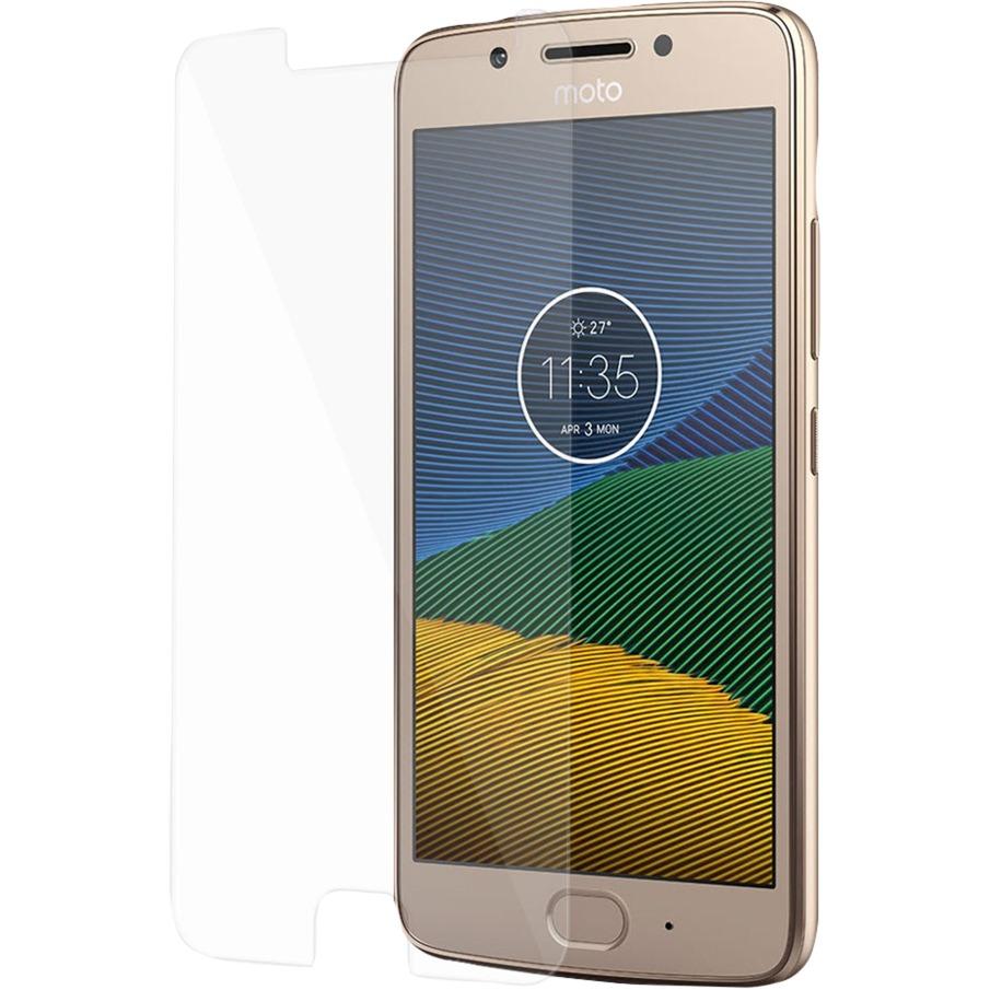 EGSP00107 protector de pantalla Motorola Moto G5 Plus 1 pieza(s), Película protectora