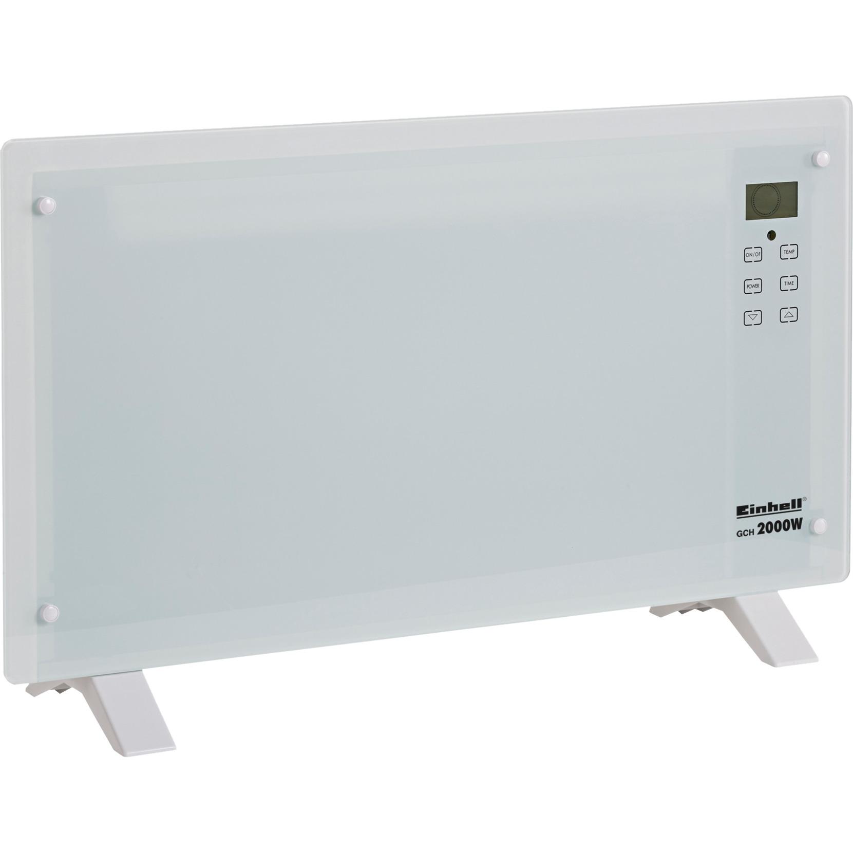 2338661 Interior Blanco 2000W Radiador calefactor eléctrico, Convector de pie
