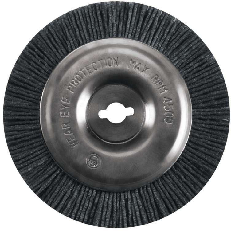 3424110 Disco de pulido rueda y almohadilla de pulido/pulidoras, Cepillo