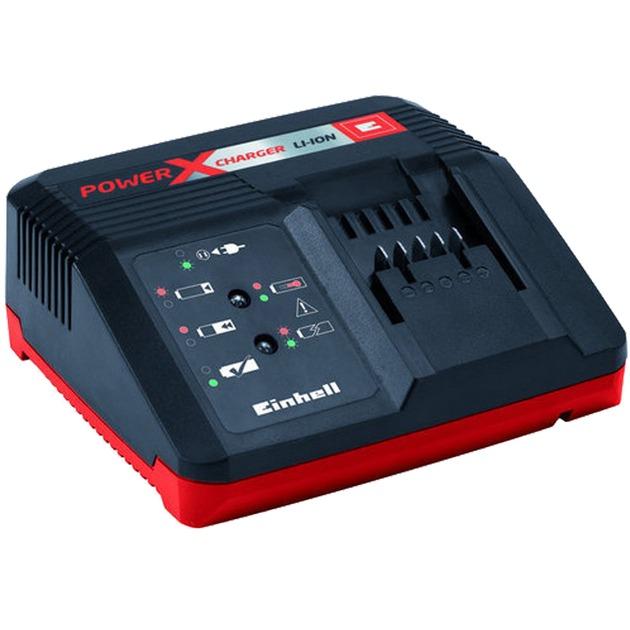 4512011 Cargador de baterías para interior Negro, Rojo cargador de batería