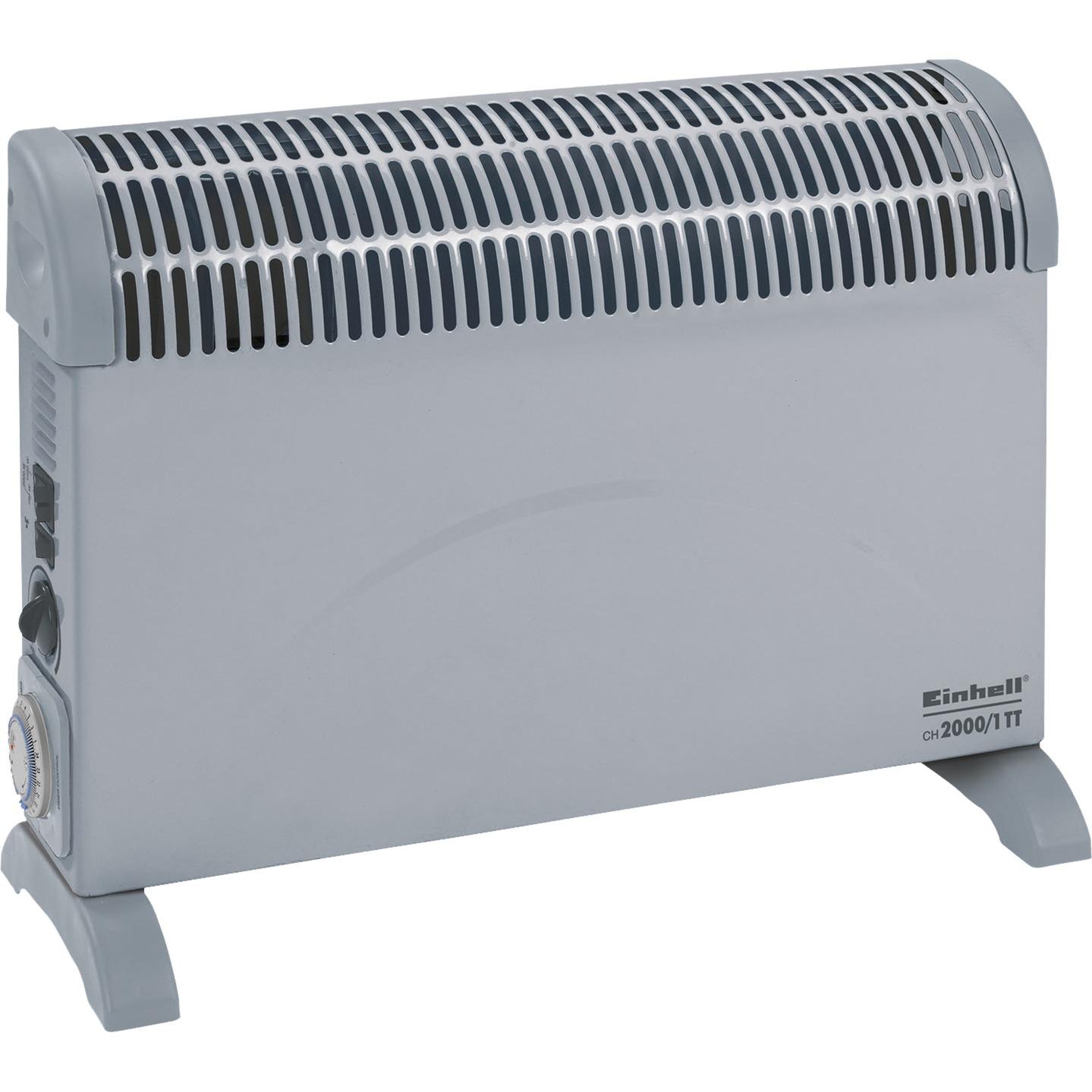 CH 2000/1 TT Radiador / ventilador Interior Gris 2000 W, Convector de pie