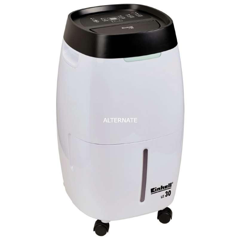 LE 30 8 L 50 dB Negro, Blanco 550 W, Deshumidificador