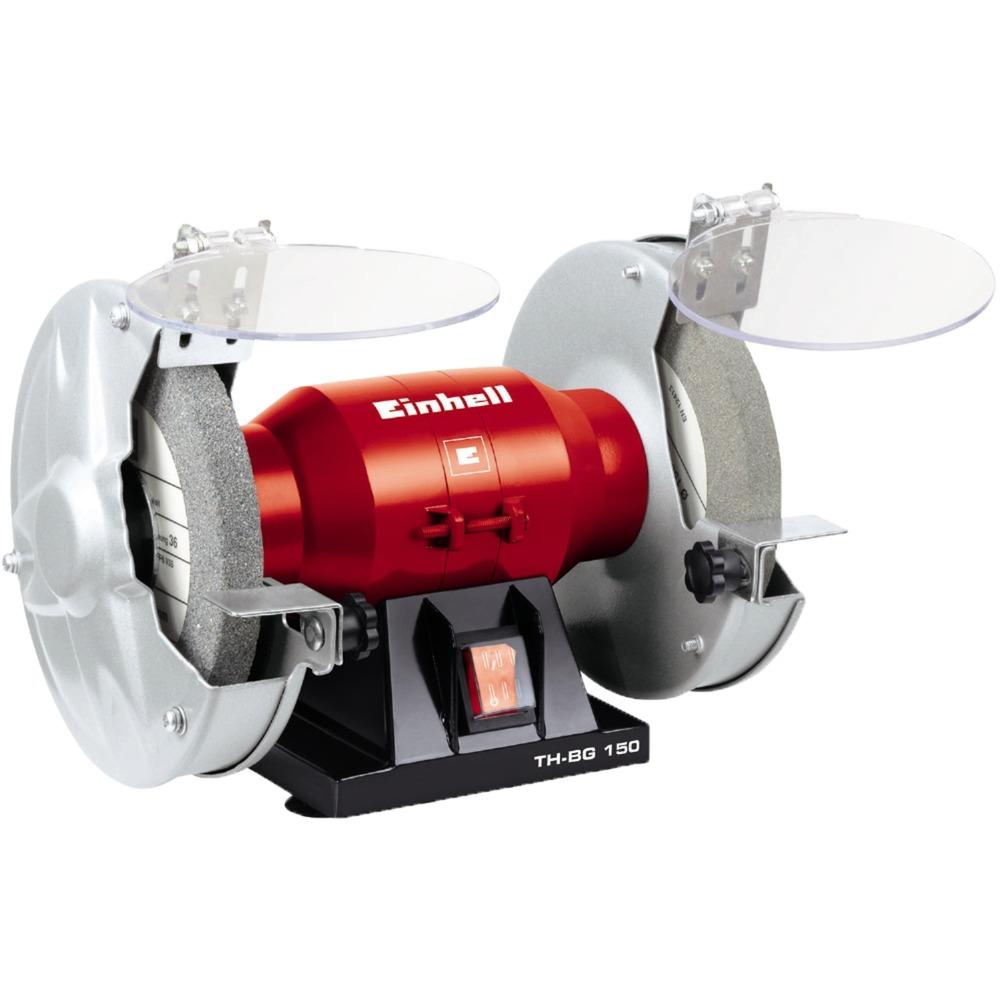 TH-BG 150 amoladora de banco Dry grinder 2 discos 150 W, Esmeriladora doble