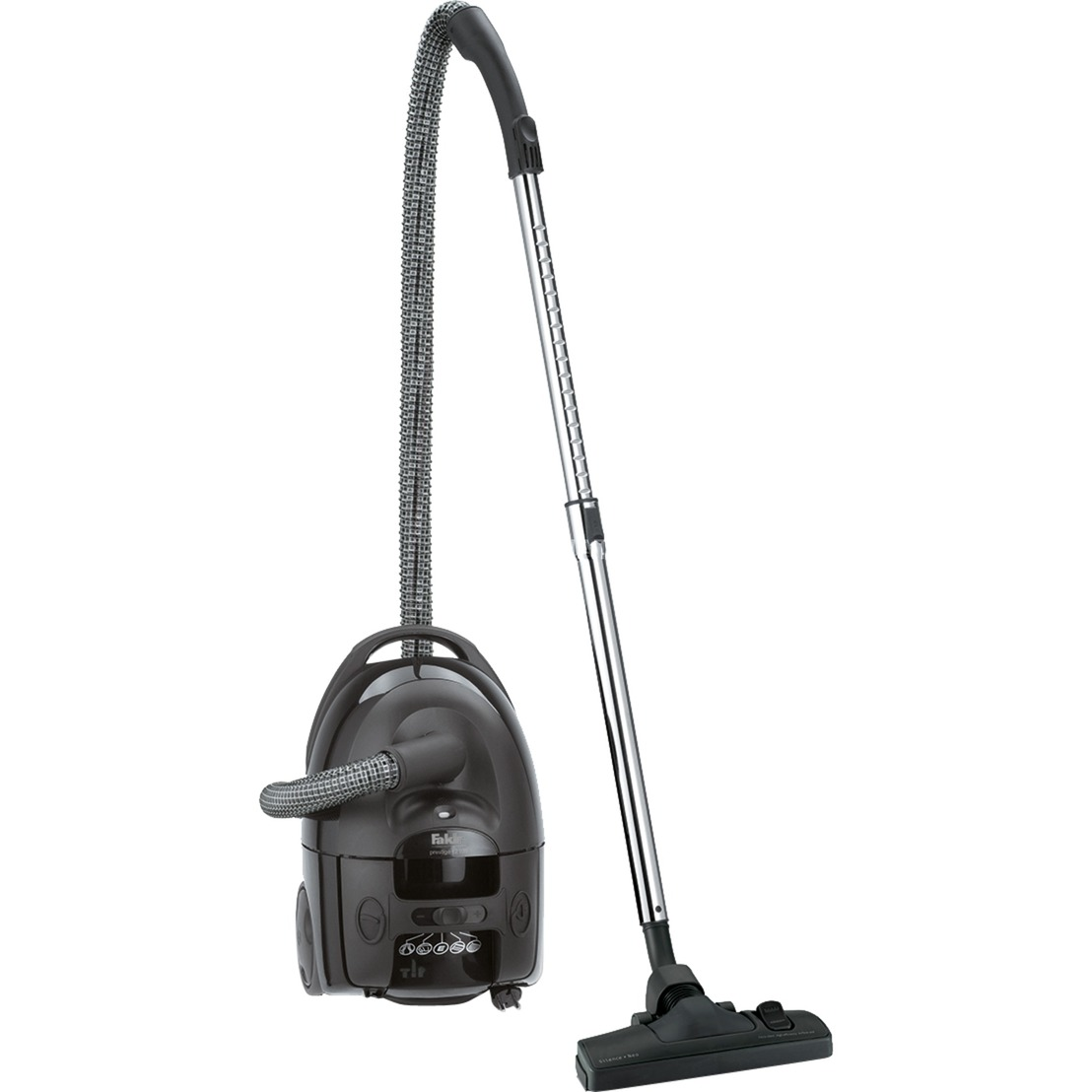 3616003 Aspiradora cilíndrica 4.5L 700W A Negro aspiradora, Aspiradora de suelo